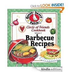 Amazon.com: Circle of Friends Cookbook - 25 Barbecue Recipes eBook: Gooseberry Patch: Kindle Store