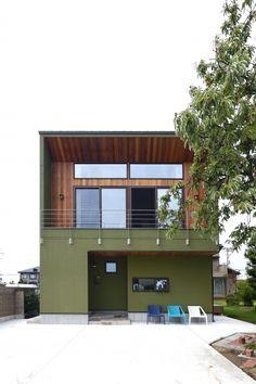 House Furniture Design, House Design, Good House, My House, Loft Interiors, Box Houses, Japanese House, House Roof, My Dream Home