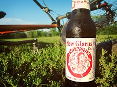 Two Women, beer by New Glarus Brewing Company. Made only in Wisconsin.