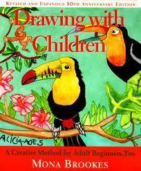 Drawing for Kids : Lions! Monart Method Lesson 2 - The Artful Parent