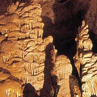 Kartchner Caverns - walk into the depths of the caves and see amazing rock formations that took thousands of years to form.