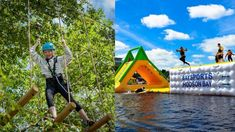 Activities For Teens, Water Activities, Field Archery, Inflatable Water Park, Adventure Center, Great Hotel, Staycation, Hotels And Resorts, Kayaking