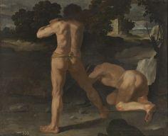 Francisco de Zurbarán Hércules vence al rey Gerión - Colección - Museo Nacional del Prado
