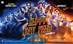 Total Review of Shah Rukh Khan's Happy New Year