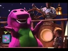 Barney And Friends   It's Good To Be Home {1999 Version}