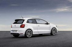 The refreshed Volkswagen Polo GTI has gone on sale in Germany with… Volkswagen Polo, Vw, Sport Seats, Running Gear, Alloy Wheel, Subaru, Peugeot, Super Cars, Chevrolet