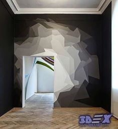 New 3D wallpaper designs for wall decoration in the home, 3d black wallpapers How to decorate your home with 3D wallpaper for wall, One of the best 3D wall covering and texture for unique interior 2018, Top tips on how to choose suitable 3D wallpaper for a wall in your home, All types of 3D wallpaper types and how to install it?
