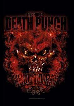 Music Pics, Music Artwork, Metal Artwork, Music Stuff, Heavy Metal Music, Heavy Metal Bands, Metallica, Rock Poster, Skull Wallpaper