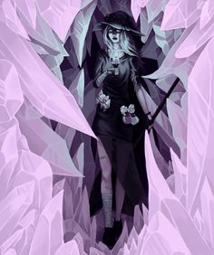 witchsona by psychiartistic.deviantart.com on @DeviantArt