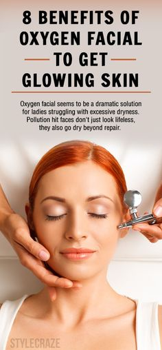 But then, worry not! Oxygen facial is one super-good way of bringing back to your face that lost glory. Want to know the benefits of it? Then you shouldn't miss this post! Facial Treatment, Skin Treatments, Organic Skin Care, Natural Skin Care, Organic Facial, Natural Face, Oxygen Facial, Skin Care Routine For 20s, Anti Aging Skin Care