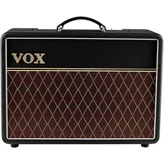 The Vox AC10C1 tube combo amp is the very best compact amplifier for getting big British tone in small spaces. With three 12AX7s and two EL84s blowing 10 watts through a custom 10″ Celestion VX10 speaker, the AC10C1 serves up tone for days. The master volume means that you can gainstage the whole thing from …