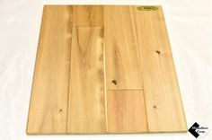 "5"" Engineered Wide Leaf Acacia Natural Hardwood Flooring"
