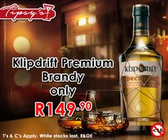 Premium Brandy for only from Prices valid until 1 August 2015 or while stocks last, T's & C's Apply, E & OE. Not for Sale to Persons Under the Age of Drink Responsibly. 1 August, Liquor, How To Apply, Age, Drinks, Bottle, Drinking, Alcohol, Beverages