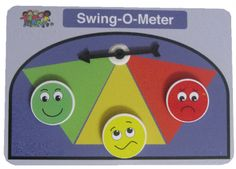 Swing O Meter,Special needs emotional resources,special needs emotional learning resources