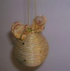 polistirolo - addobbo per albero di natale Little Things, Vase, Home Decor, Picasa, Homemade Home Decor, Flower Vases, Jars, Decoration Home, Vases