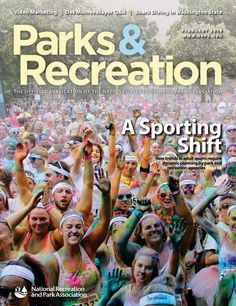 NRPA Parks & Recreation Magazine February 2014