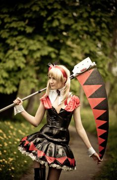 #cosplay #souleater by ~neko-tin