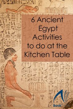 Make pyramid models from edible ingredients, wrap hot dog mummies, mix up a date snack, and more with these six hands-on kitchen projects with an ancient Egypt theme. Ancient Egypt Activities, Ancient Egypt Crafts, Ancient Egypt For Kids, Egyptian Crafts, Ancient Egypt History, History Activities, Ancient Egypt Lessons, Egyptian Symbols, Egyptian Art
