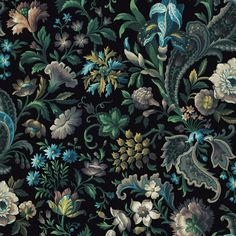 <p>Taking its inspiration from the ancient prints and weaves from the silk route trail through Uzbekistan, the painterly paisley 'Florika'...