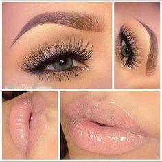 Get the make-up for at m.de - Wheretoget-There is 1 tip to buy this make-up. Makeup Goals, Makeup Inspo, Makeup Inspiration, Makeup Tips, Makeup Ideas, Cute Makeup, Gorgeous Makeup, Pretty Makeup, Simple Makeup