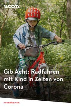 #woom #radfahren #corona #kinderfahrrad #fitfürdiefahrt Kids Bike, Cabin Fever, Need To Know, Cycling, Baseball Cards, Sports, Blog, Corona, Riding Bikes