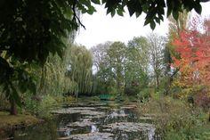 Monet Gardens Giverny