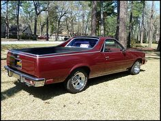 1978 Chevrolet El Camino 502 CI, Automatic presented as lot F368 at Houston, TX 2012 - image2