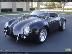 Speedster 356 GTR Wide Body
