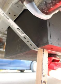 Our ProMaster Camper Van Conversion — Plumbing and the Fresh and Grey Water Tanks – Build A Green RV Van Conversion Plumbing, Camper Van Conversion Diy, Fresh Water Tank, Water Supply, The Fresh, Vans, Motor, Rv, Green