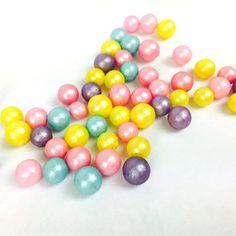 Zuckerstreu Zuckerperlen Gold Schwarz Mix Perlen Zucker Sprinkles Medley Bunt