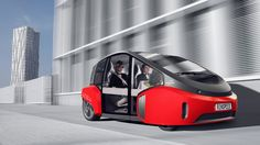 Rinspeed Oasis is your electric, autonomous concept vehicle with a garden - Autoblog