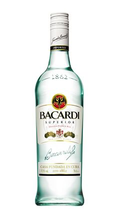 After 23 years of experimentation, Don Facundo Bacardi set the standard for all future premium white rum. Established in 1862 in Santiago de Cuba Bacardi Superior Rum became the world's first premium aged white rum. To produce such a superior spirit Don Facundo combined the best of dark spirits production techniques (ageing and blending) with his pioneering filtration process (charcoal filtration, now used by other white spirits) to create... (read more...)