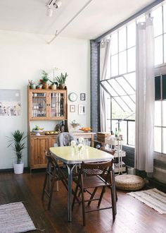 Un loft bohème en Californie - FrenchyFancy