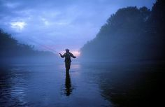 Fly Fishing, South Holston