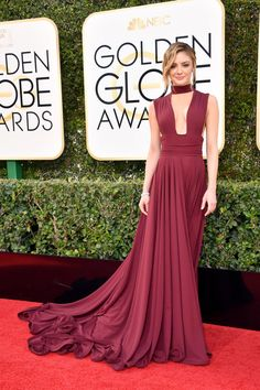 Charissa Thompson Golden Globes 2017