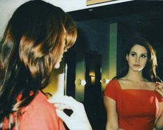 "Lana Del Rey at the premiere of ""Freak"""