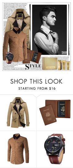 """""""Rosegal 70/ II"""" by emina-095 on Polyvore featuring Radcliffe, Royce Leather, Paco Rabanne, men's fashion, menswear, polyvoreeditorial and rosegal"""