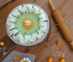 Tarte au citron vert et kumquats Foodista Challenge #10