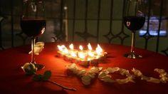I➨I➨ Entra para descubrir cómo organizar una noche romántica y que todo salga a la perfección.