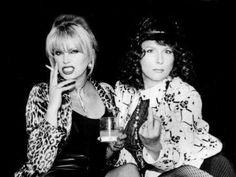 Patsy and Edina