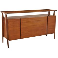 Credenza, model no. 2154, by Gio Ponti for Singer & Sons, Italy, 1950s