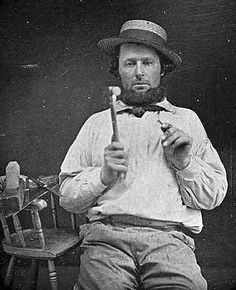 It's About Time: Photos-1840s-1850s-Nearly Arcane Trades