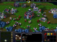 StarCraft is unlike the other two games in terms of, you must develop a civilisation whilst battling others. However, it does hold similarities in the fact that the player must devise a strategy in order to defend their own base whilst progressing forward in battle and extending/developing their armies and base. PLayers can choose from three types of warriors with individual story lines, each having varying technologies in accordance to their characteristics and background.