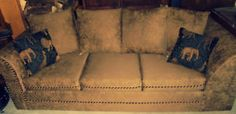 L Shape Couch Mint Shape Peterborough Peterborough Area image 1