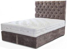 Millbrook Bembridge 1700 Super King Size Zip & Link Divan Bed from  £1,470.00
