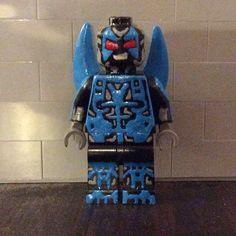 Upgraded my Blue Beetle. #alpcustomfigcontest #infinitylegocontest2 #mrdiscotacoherocontest #Bluebeetle #Lego #Legostagram #DC