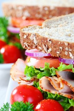 22 Healthy Lunch Ideas for Weight Loss - sandwiches, salads & more