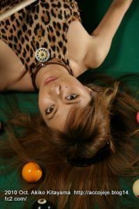 AKIKO KITAYAMA -the Leopard Queen-