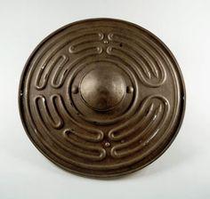 Shield  Celtic (Scotland), 950-750 BC  The National Museum of Scotland