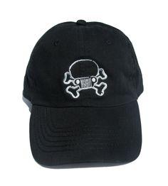 JPFreek Hat/Cap-Youth, Black